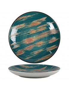 Тарелка мелкая 27см серия Texture фарфор PL Proff Cuisine