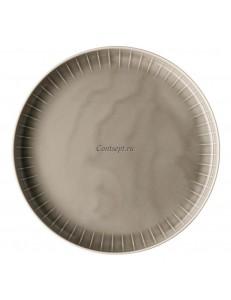 Тарелка с бортом 22см фарфор Arzberg серия Joyn Grey