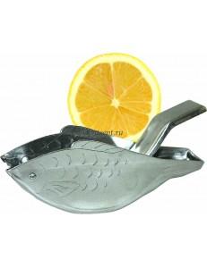 Сквизер Рыба нержавеющая сталь