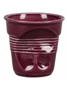 Чашка для кофе 225мл Мятая фиолетовая  серия Barista фарфор PL Proff Cuisine