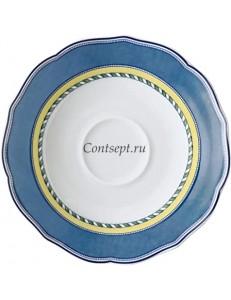 Блюдце 14см для чашки 230мл фарфор Hutschenreuther серия Medley