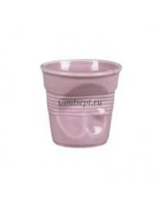 Чашка для эспрессо 90мл Мятая сиреневая серия Barista фарфор PL Proff Cuisine