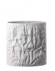 Ваза 23см Rosenthal серия Structura Paper