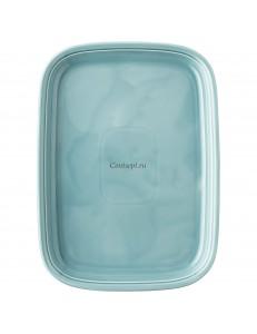 Тарелка прямоугольная 33х24см Thomas Trend Colour Ice Blue