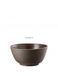 Салатник 22х10.5см керамика Rosenthal серия Junto Bronze