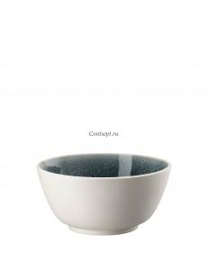 Салатник 22х10.5см керамика Rosenthal серия Junto Aquamarine