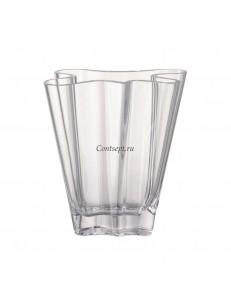 Ваза 20см Rosenthal серия Flux Clear