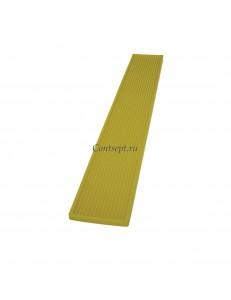 Барный мат желтый 70х10см The Bars