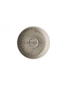 Блюдце 12,5см для чашки 90мл фарфор Arzberg серия Joyn Grey