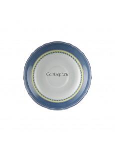 Блюдце 15,5см для чашки 350мл фарфор Hutschenreuther серия Medley
