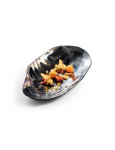 Блюдо для подачи 24х13см стекло PORDAMSA серия Mediterranean Textures