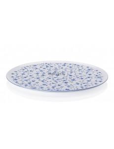 Блюдо круглое 32см фарфор Arzberg серия Form 1392 Blaubluten