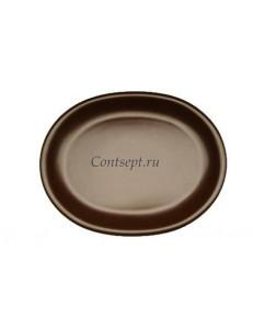 Блюдо овальное 34х27см керамика Kera-Ceramika