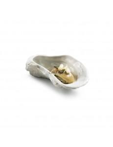 Блюдо раковина устрицы 65мл 12см PORDAMSA Mediterranean Textures