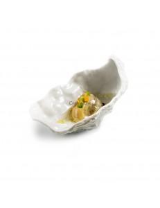 Блюдо раковина устрицы 75мл PORDAMSA Mediterranean Textures