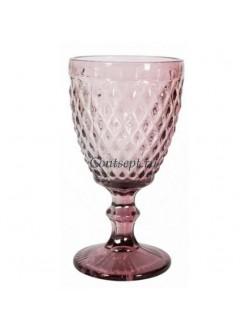 Бокал для вина 255мл фиолетовый Diamonds