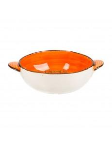Бульонница 500мл серия Orange Sky Fusion фарфор PL Proff Cuisine