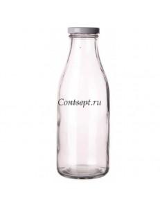 Бутылка с крышкой на резьбе 500мл