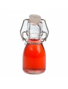 Бутылочка с пробкой на застежке 75мл
