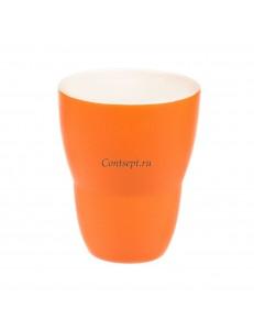 Чашка 500мл цвет оранжевый серия Barista-Macarons фарфор PL Proff Cuisine
