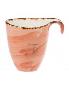Чашка чайная 300мл фарфор PL Proff Cuisine серия ORGANICA SPICY