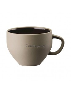 Чашка чайная 330мл керамика Rosenthal серия Junto Bronze