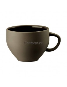 Чашка для чая 330мл фарфор Rosenthal серия Junto Slate Grey