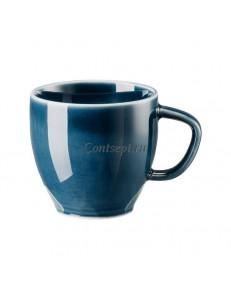 Чашка для эспрессо 80мл фарфор Rosenthal серия Junto Ocean Blue