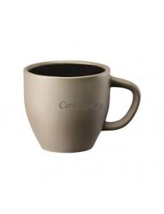 Чашка для эспрессо 90мл керамика Rosenthal серия Junto Bronze