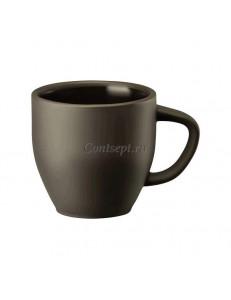 Чашка для эспрессо 90мл фарфор Rosenthal серия Junto Slate Grey