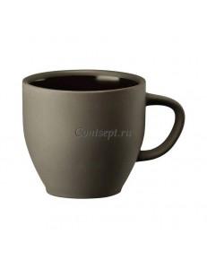 Чашка для каппучино 240мл фарфор Rosenthal серия Junto Slate Grey