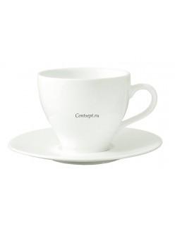 Чайная пара Паула 250мл фарфор PL Proff Cuisine
