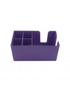 Диспенсер для барных принадлежнойстей The Bars фиолетовый