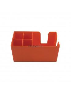Диспенсер для барных принадлежнойстей The Bars оранжевый