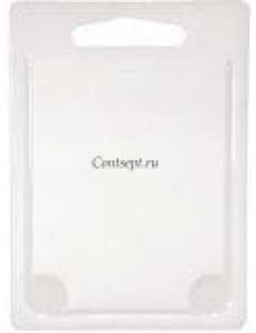 Доска барная 24х14х0,4см белая полипропилен