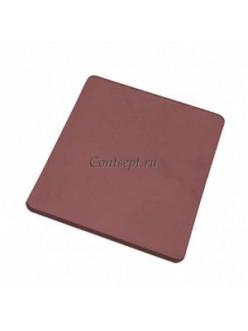 Доска разделочная 40х30х1.8см коричневая полипропилен