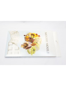 Форма силиконовая  Квадрат 35 ячеек 2,5х2,5х1,2см PL Proff Cuisine