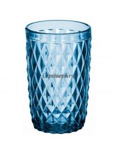 Хайбол 340мл синий Diamonds