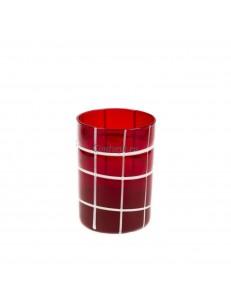 Хайбол 350мл бордовый Artist's Glass