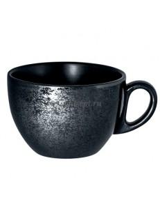 Чашка кофейная 200мл фарфор RAK серия Karbon
