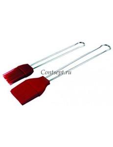 Кисть кондитерская силикон 28,5х5см +230С