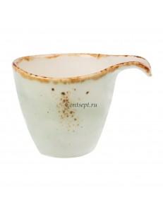 Кофейная чашка 180мл фарфор PL Proff Cuisine серия ORGANICA GREEN