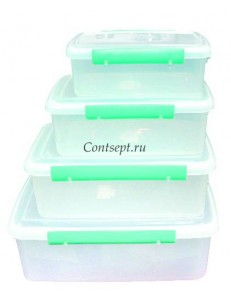 Контейнер для хранения продуктов 6л поликарбонат