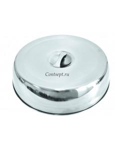 Крышка баранчик для горячего 26х6,3см нержавеющая сталь