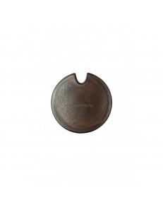 Крышка для сахарницы керамика Rosenthal серия Junto Bronze