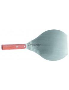 Лопатка для блинов с деревянной ручкой 19х16,5см