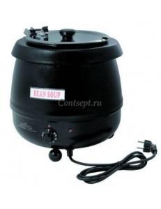 Мармит настольный электрический суповой 10л 400Вт