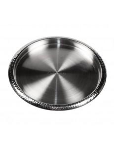Поднос 35,5х3см нержавеющая сталь