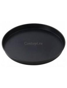 Противень для пиццы 40х2,5см с антипригарным покрытием