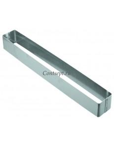 Рама кондитерская 57х7х7см нержавеющая сталь